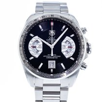 TAG Heuer Grand Carrera CAV511A 2010 pre-owned