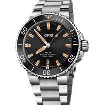 Oris Aquis Date 01 733 7730 4159-07 8 24 05PEB new