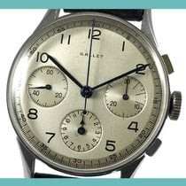 Gallet Otel 34mm Armare manuala Valjoux 72 Chronoraph folosit