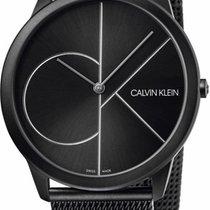 ck Calvin Klein Steel K3M5T451 new