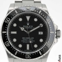 Rolex Sea-Dweller 4000 116600 2016 pre-owned