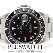 Rolex Gmt Master II 16710 2005 NEVER POLISHED DIAL STICK 2161