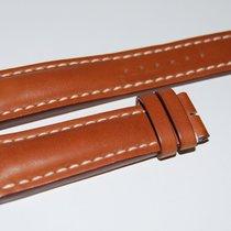 Breitling Kalbslederband für Dornschliesse Braun 24-20 mm
