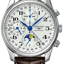 Longines Master Collection new Automatic Chronograph Watch with original box