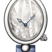 Breguet Reine de Naples new 32.7mm Steel