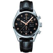 TAG Heuer Men's CV2A1AB.FC6379 Carrera Watch Auto Calibre...