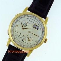 A. Lange & Söhne 116.021 Zuto zlato 2006 Lange 1 41.9mm rabljen
