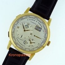 A. Lange & Söhne Lange 1 Yellow gold 41.9mm No numerals United States of America, Florida, Boca Raton
