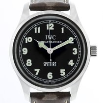 IWC Pilot Mark Steel 38mm Black United States of America, Florida, Boca Raton