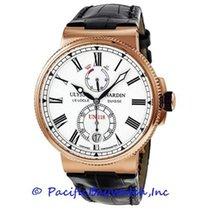 Ulysse Nardin Marine Chronometer Manufacture 1186-122/40 новые