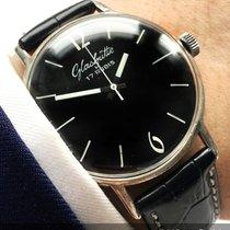 Glashütte Original Vintage  black dial 36mm Vintage