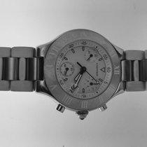 Cartier Acero Cuarzo usados