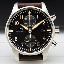 "IWC IW387808 Pilot Chronograph Collectors Watch ""CF3""..."