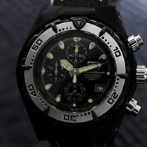 Technomarine Chronograph Sporty Mens Quartz Stainless Steel...