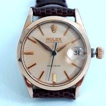 Rolex - Oysterdate Precision - Ref 6466 - Unisex - 1950-1959