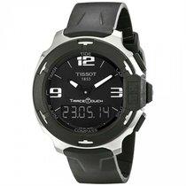 Tissot Men's T081.420.17.057.01 T-Race Touch Watch