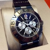 宝格丽 (Bulgari) Chronograph Titanium Automatic Mens Watch L4381...