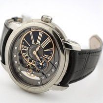 Audemars Piguet Steel Automatic Roman numerals 47mm new Millenary 4101