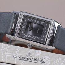 Jaeger-LeCoultre Reverso Lady Duetto Steel & Diamonds