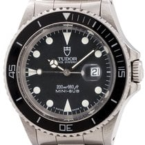Tudor Stainless Steel Mini-Sub ref 73090 with Papers circa 1992