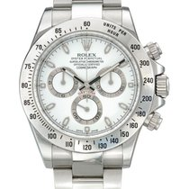 Rolex , Stainless Steel Chronograph Wristwatch With Bracelet,...