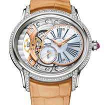 Audemars Piguet Millenary Ladies neu 39.5mm Weißgold