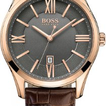 hot sale first rate latest design Hugo Boss AMBASSADOR MODERN 1513223 Herrenarmbanduhr ...