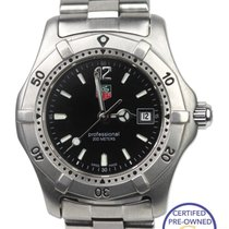TAG Heuer Ladies Tag Heuer Professional 200M WK1310 Black 28mm...