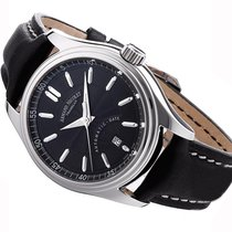 Armand Nicolet Steel 43mm Automatic 9140A-NR-P914NR new