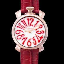 Gaga Milano Manuale 40MM Gold Plated 40mm - 5021.05