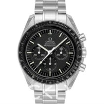 歐米茄 Speedmaster Moonwatch Professional Chronograph Black Steel 4