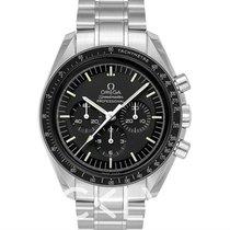 欧米茄  Speedmaster Moonwatch Professional Chronograph Black Steel 4