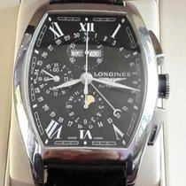 Longines Evidenza XL Moon Phase Calendar Chronograph