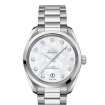 Omega Seamaster Aqua Terra Steel 38mm Mother of pearl United States of America, New York, New York