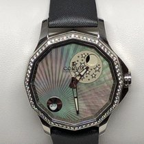 Corum Chronometer 38mm Automatic new Admiral's Cup Legend 38 Mother of pearl