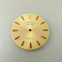 Rolex Air-king Precision 5500 5501 Zifferblatt Beige Vintage...