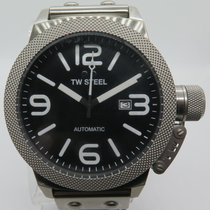 TW Steel Automatic Cs6 Analog Display 50mm On Leather Strap