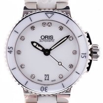 Oris Otel 36mm Atomat 733 7652 4191 RS nou