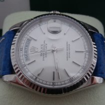Rolex Day-Date 36 pre-owned 36mm White gold