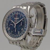 Breitling Navitimer 01 Steel 43mm Blue