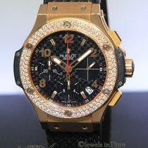 Hublot Big Bang 41 mm pre-owned 41mm Rose gold