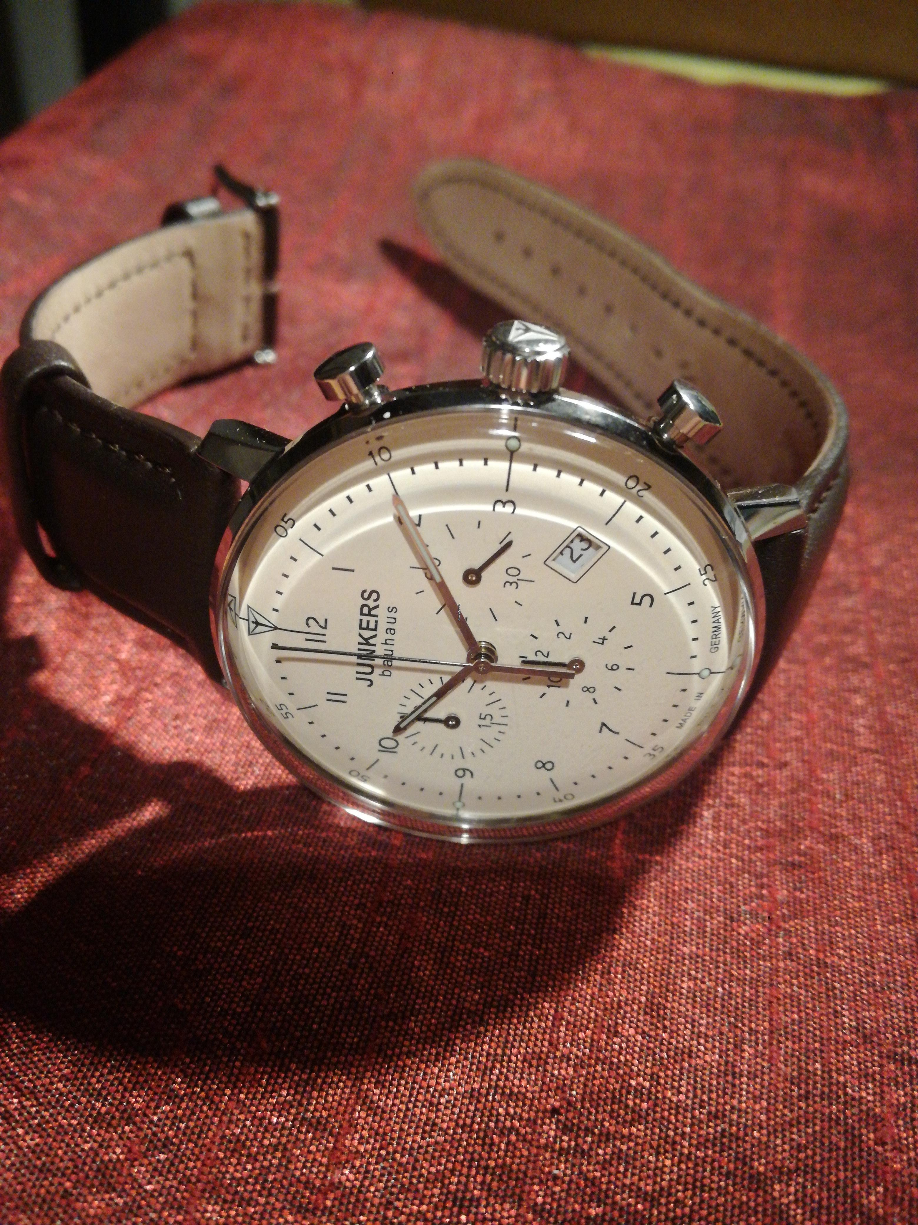 Junkers 6086 5 Chrono24 Bauhaus Vendue Sur xBdWCoQre