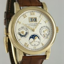 A. Lange & Söhne Yellow gold 38mm Automatic 310.021F pre-owned