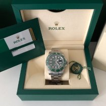 Rolex 116610LV Acier 2018 Submariner Date 40mm nouveau France, Paris marseille