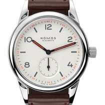 NOMOS Club new 2019 Manual winding Watch with original box and original papers 701