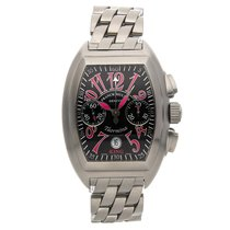 Franck Muller Steel 39mm Automatic 8005 CC KING pre-owned