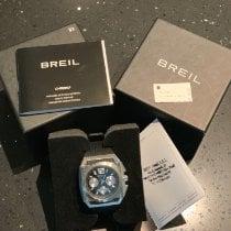 Breil Steel 41mm Quartz Tw0784 new