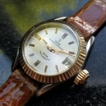 Tudor Gold/Steel 22mm Automatic Prince Oysterdate pre-owned