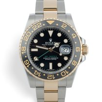 Rolex GMT-Master II Gold/Steel 40mm