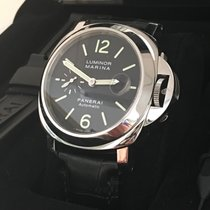 Panerai Steel 44mm Automatic PAM 00104 pre-owned